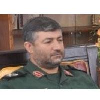 شهادت سردار اللهدادی در منطقه «قنیطره» سوریه توسط بالگرد اسرائیل